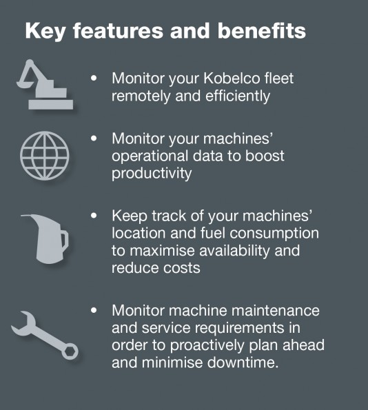 KOMEXS Key Features