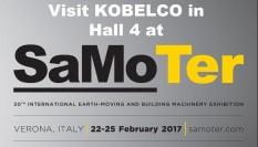 Kobelco at SaMoTer