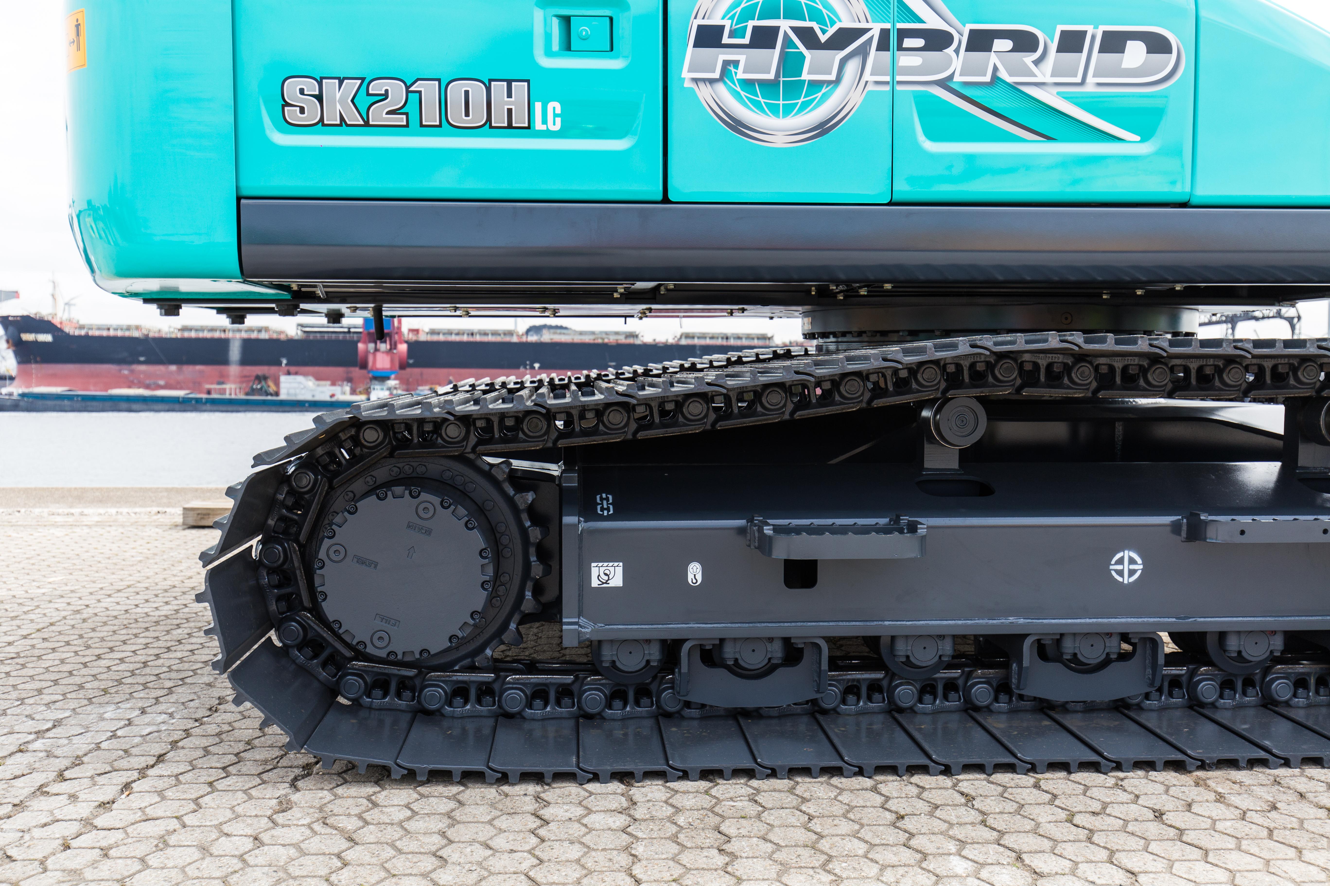 SK210H(N)LC-10 HYBRID