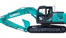 Kobelco excavator SK180LC-10