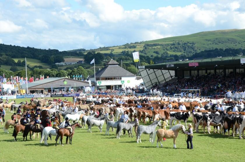 Calendar Royal Welsh Show