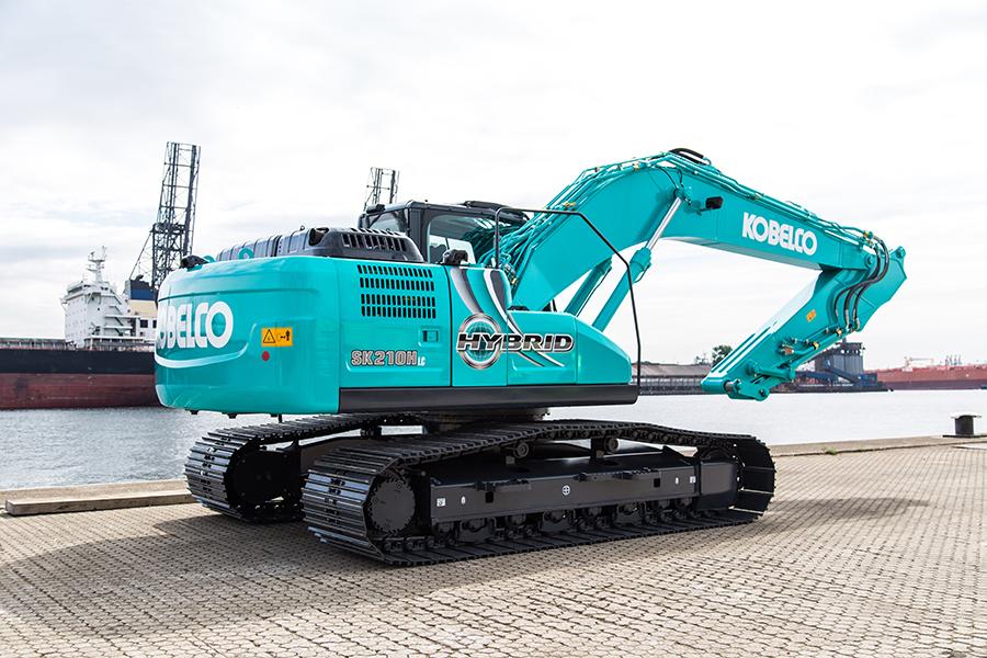 HYBRID - Kobelco Construction Machinery Europe B V