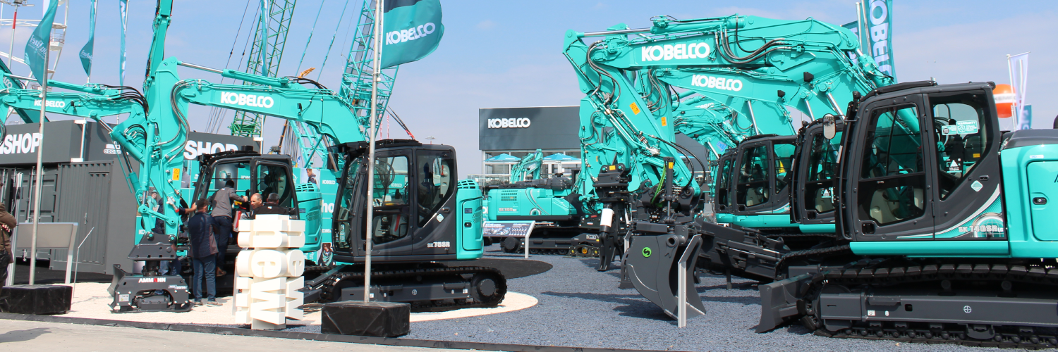 Kobelco Construction Machinery Europe B V