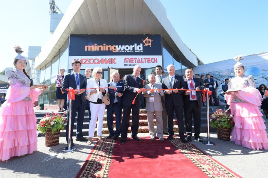 Mining World Kazakhstan