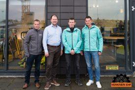 Verkfaeri Kobelco dealer Iceland