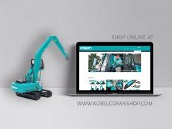 Kobelco online fanshop