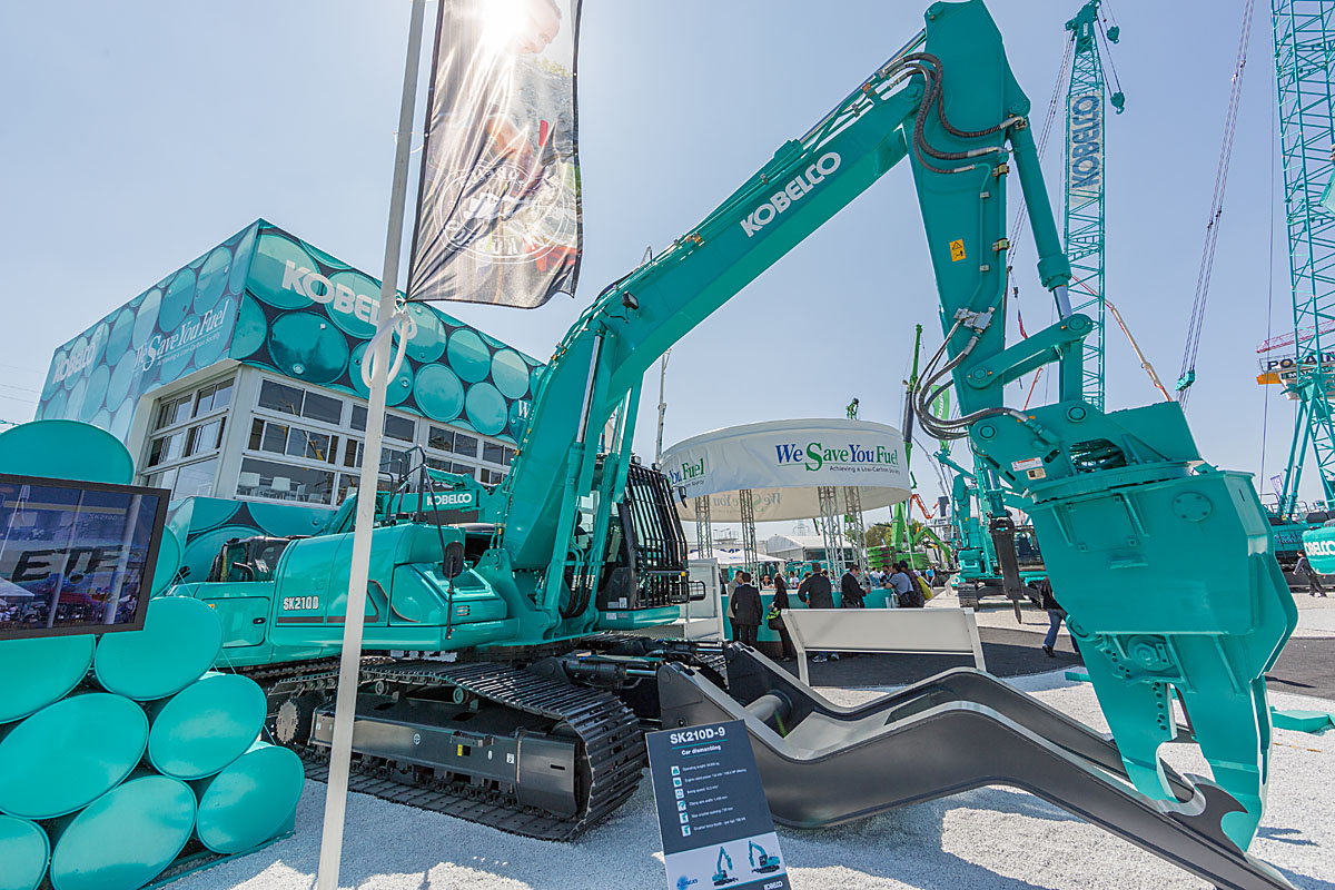 Extended Warranty - Kobelco Construction Machinery Europe B V