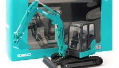 Kobelco scale model