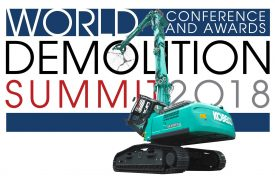 Kobelco World Demolition Summit