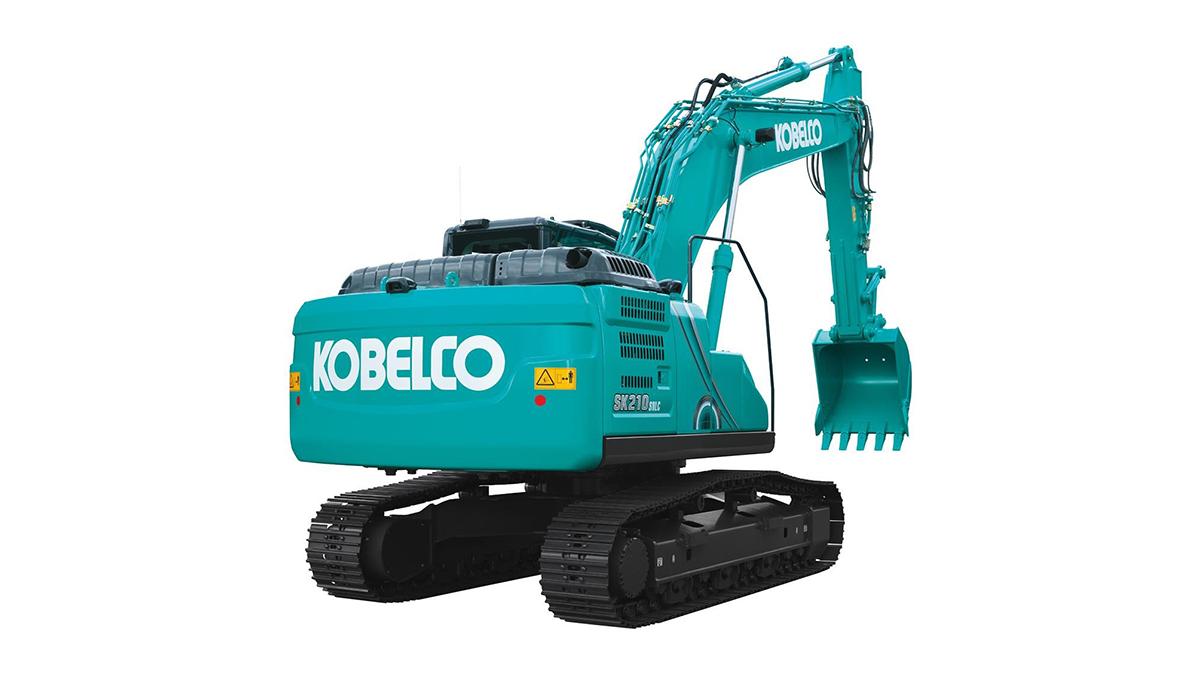 Kobelco SK210SNLC-10