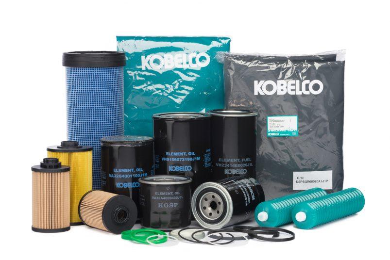 Kobelco Spare Parts