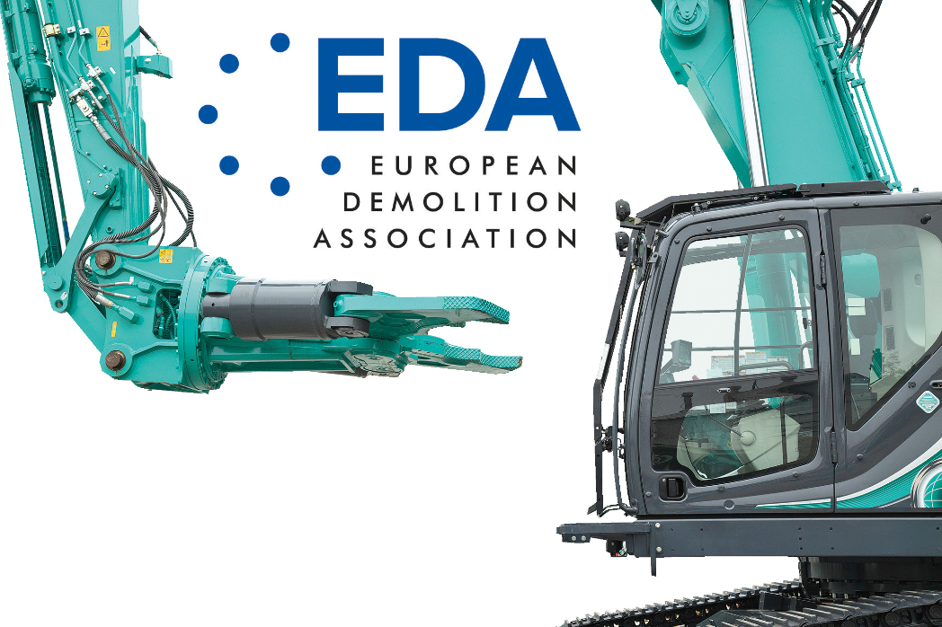 EDA welcomes Kobelco Europe as new member - Kobelco Construction