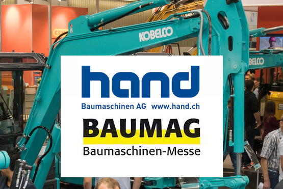 Kobelco at Baumag 2019