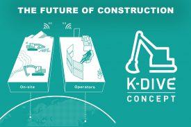 k-Dive concept