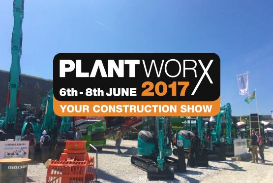 Kobelco at Plantworx