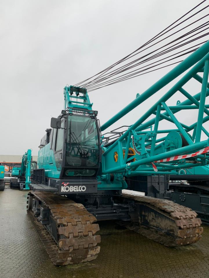 Used Crane Services - Kobelco Construction Machinery Europe B.V.